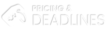 Pricing & deadlines